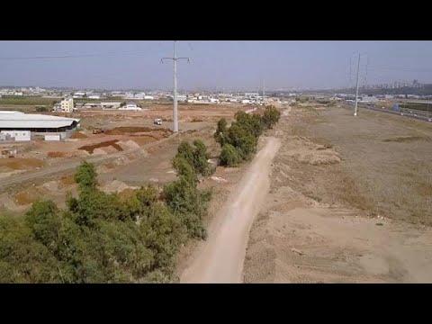 פרויקט תשתית התחבורה של מסילת הרכבת המזרחית בדרך לעלות על שירטון