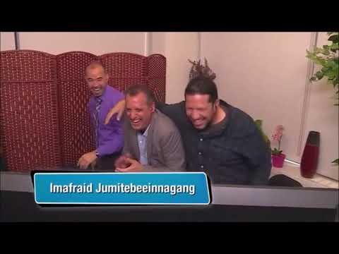 Impractical Jokers - Bad Name Calling (Sal & Q)