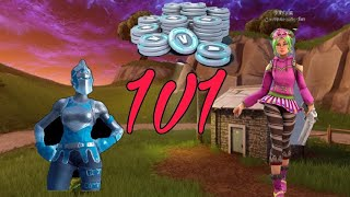 Fortnite Battle Royale RAGE ALERT 1v1 Winner gets V-Bucks