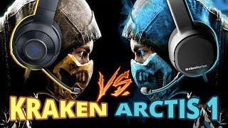 Razer KRAKEN X vs SteelSeries ARCTIS 1