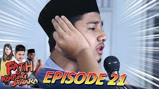 Masyallah, Merdunya Lantunan Adzan Fatih, Serasa di Mekkah - Fatih di Kampung Jawara Eps 21
