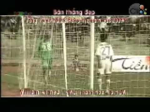 5 bàn th ng d p nh t Vòng 1 V league 2009 Clip vn