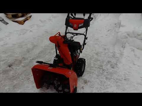 Снегоуборочная машина Husqvarna ST 224