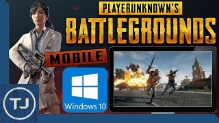 How Install & Setup PUBG Mobile For PC! (Official Emulation)