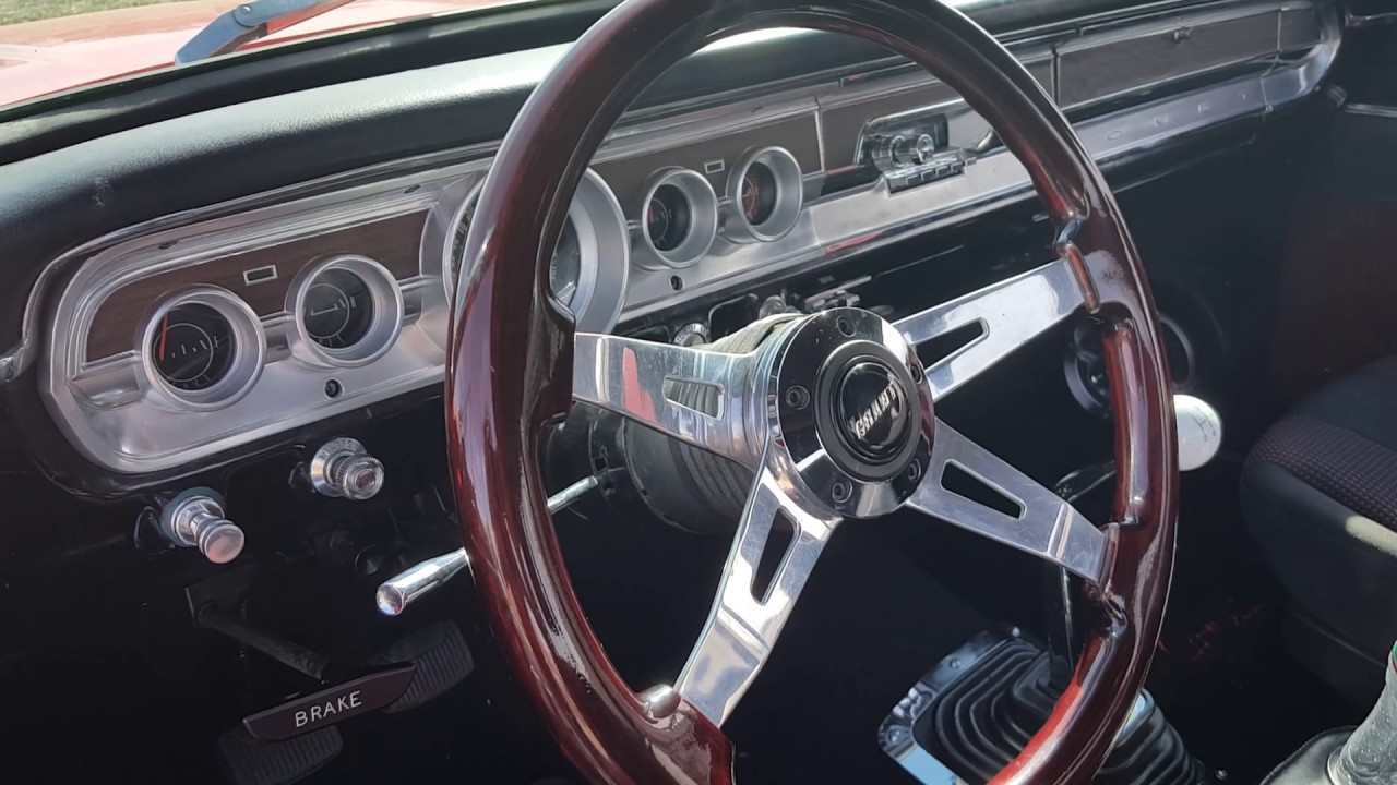 1965 Mercury Comet Video 002 - Interior / Startup