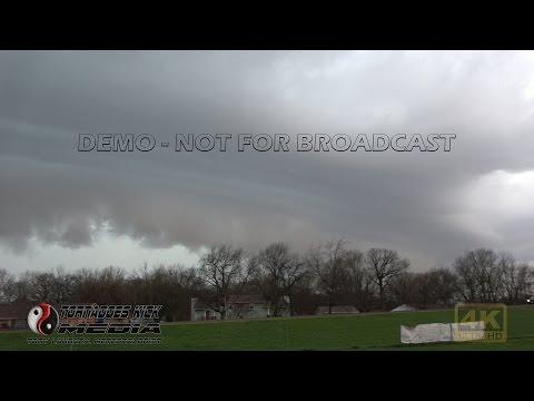 03/30/2017 St. Joseph, IL - Shelf Cloud & Funnel