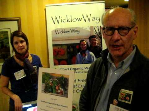 Wicklow Way @ Canadian Organic Growers Conference 2012