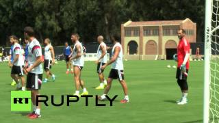 USA: Watch Ronaldo, Bale, Isco, Casillas wrap up training camp