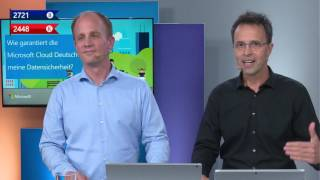 Level Up! Session 9: Datensicherheit mit der Microsoft Cloud Deutschland | Microsoft