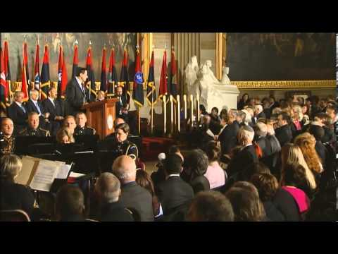 Remarks by Sallai Meridor, Ambassador to the United States from Israel (Days of Remembrance 2008)