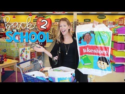 Back To School Haul | Teacher Vlog