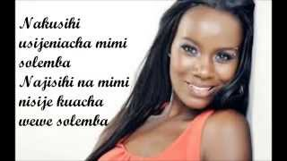 usiende mbali lyrics juliana kanyomozi ft bushoke