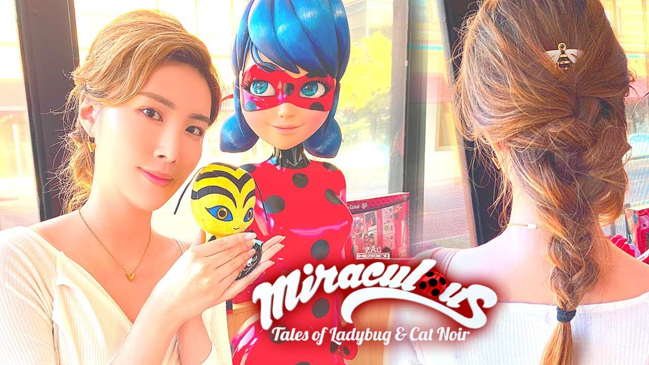 Download MIRACULOUS 🐞 ZAG STORE TOUR + Saving Pollen