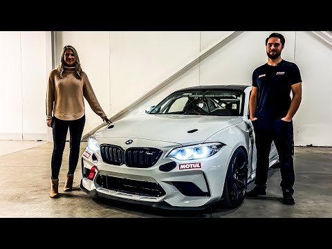Pfaff Motorsports // learn about the BMW M2 CS Racing and how Pfaff can get you started in racing.