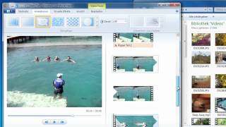 Filme erstellen mit Windows Live Movie Maker