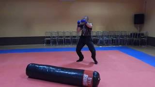 Przygotowania do WLC 3. Walka z cieniem MMA. Runda 8/10