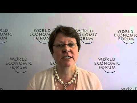 Davos Debates in Abu Dhabi 2011 - Julia King