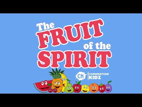 The Fruit Of The Spirit | Cornerstone Kidz | 27 September 2020