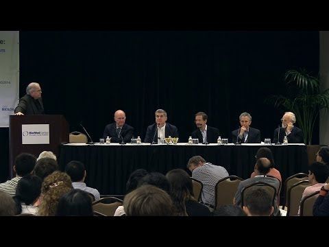 'Is cancer preventable?' - Metabolism, Diet and Disease 2014 panel discussion