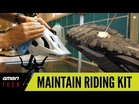 How To Look After Your Riding Kit | MTB Maintenance