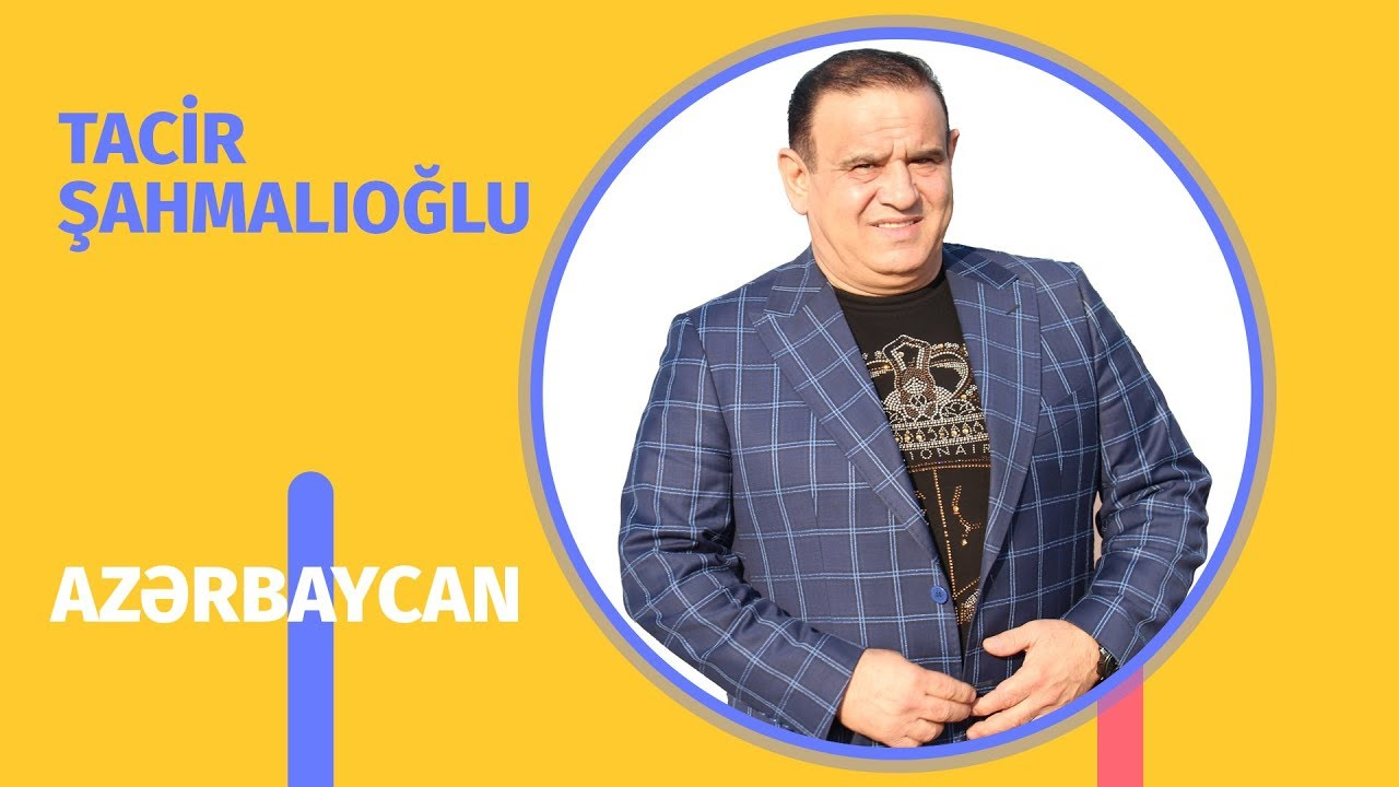 Tacir Sahmalioglu - Azerbaycan (Official Audio)