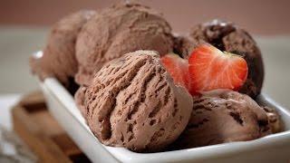 Мороженое от Насти / рецепт шоколадного мороженого