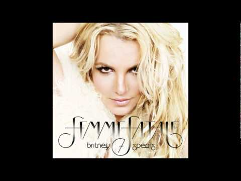 Britney Spears - Scary (Full Bonus Track)