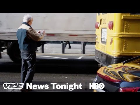 How To Get Rich Reporting On Idling Vehicles In NYC (HBO)