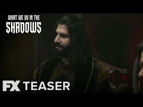 Here Is Your First Look At FX's 'What We Do In The Shadows' TV Show