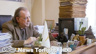 The Cyprus Newspaper Attacked By Pro-Erdogan Supporters (HBO)