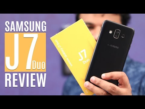 Samsung galaxy J7 Duo Malayalam Review