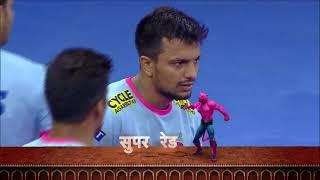 Bengaluru Bulls vs Jaipur Pink Panthers [Hindi] | Pro Kabaddi 2019 Highlights | PKL | 4 October 2019