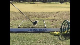 stringRods golf  in 35 seconds