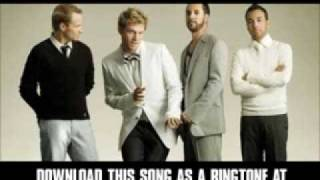 Backstreet Boys - All Of Your Life ( Need Love ) [ New Video + Download ]