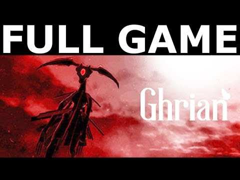 GHRIAN Full Game Walkthrough Gameplay & Ending (No Commentary Playthrough) (Steam Game)