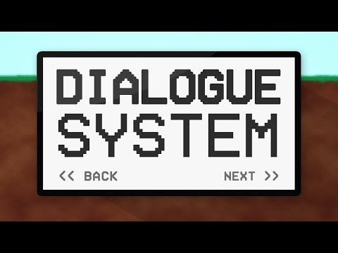 How to make a Dialogue System in Unity