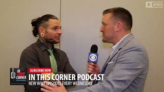 Jeff Hardy busts out his dance moves, goes behind the scenes of his WrestleMania 33 return and more
