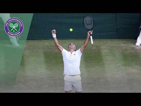 Match Point: Roger Federer vs Rafa Nadal Wimbledon 2019 semi-final