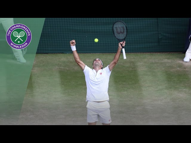 Match Point: Roger Federer vs Rafa Nadal Wimbledon 2019 semi-final
