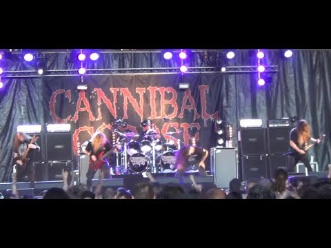 "Cannibal Corpse releases new song title track ""Red Before Black"""