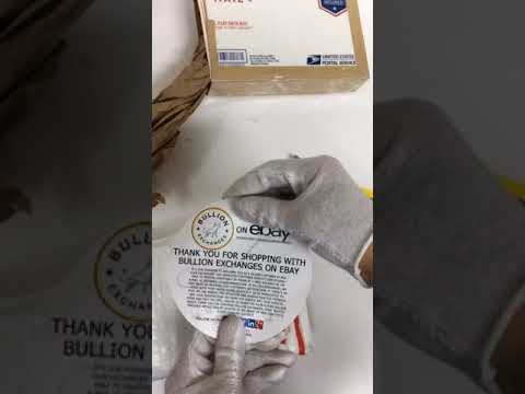 Unboxing PAMP Suisse 1 oz Gold Bar from Bullion Exchanges