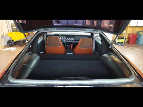 82 92 Camaro Interior Upgrades Youtube