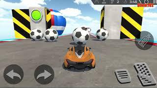 Mega Ramps - Ultimate Races Car Stunts 3D - Android Gameplay screenshot 5