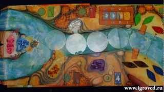 Ниагара. Обзор настольной игры от Игроведа(Какой набор самоцветов нужен для победы? Чем регулируется скорость реки? Что делать, если ваше каное упало..., 2013-03-22T03:40:36.000Z)