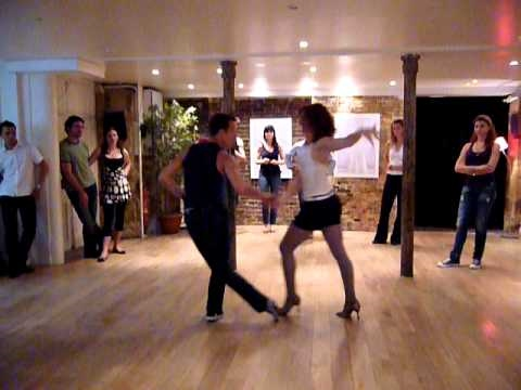 Salsa On 2 - Amandine & Julien