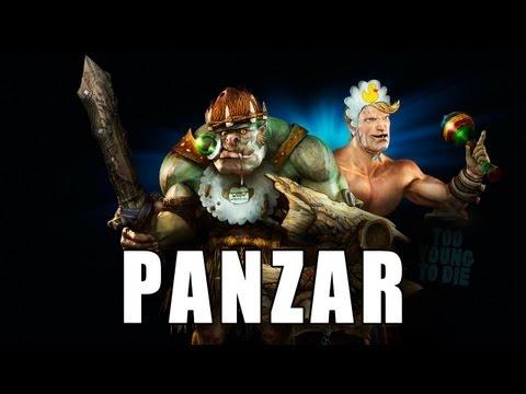 видео: panzar - Трое из орды! via mmorpg.su