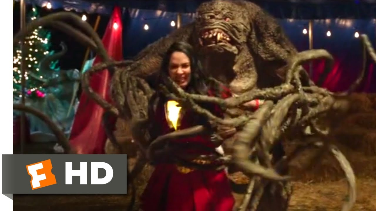 Download Shazam! (2019) - Fighting The Seven Deadly Sins Scene (7/9)   Movieclips