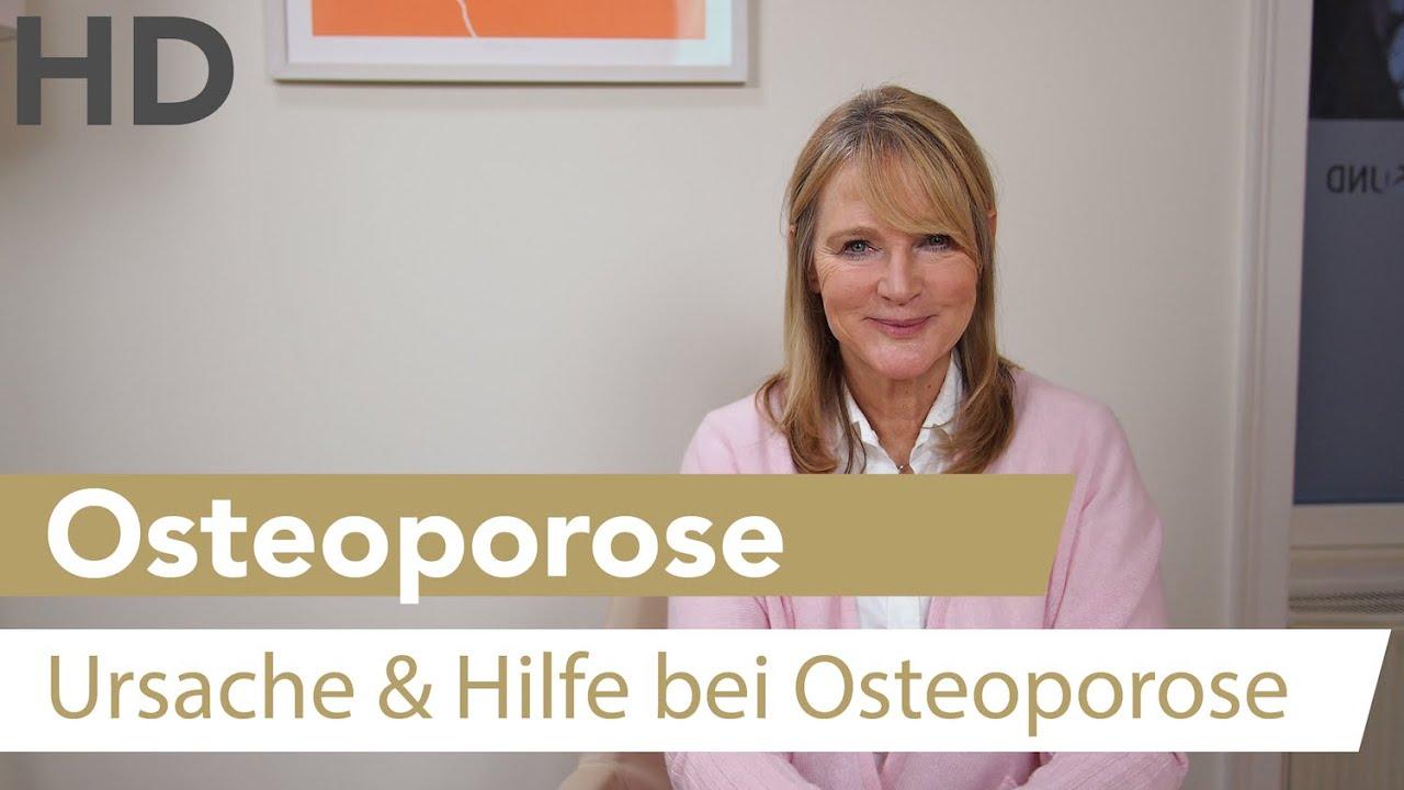 Osteoporose - Wie entsteht Osteoporose ? / Osteoporose, Knochenschwund, Calcium