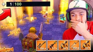 WINNING using *ONLY* LEGENDARY guns in Fortnite: Battle Royale! thumbnail