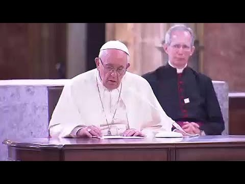 Papa Francisco reúne-se com vítimas de abusos sexuais no Chile